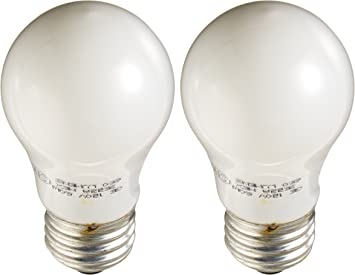 Amazon Com General Electric 60a Refrigerator Light Bulb Home Improvement