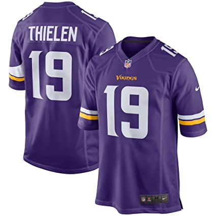 Image Unavailable. Image not available for. Color  Nike Adam Thielen Minnesota  Vikings Youth Boys ... f50f65770