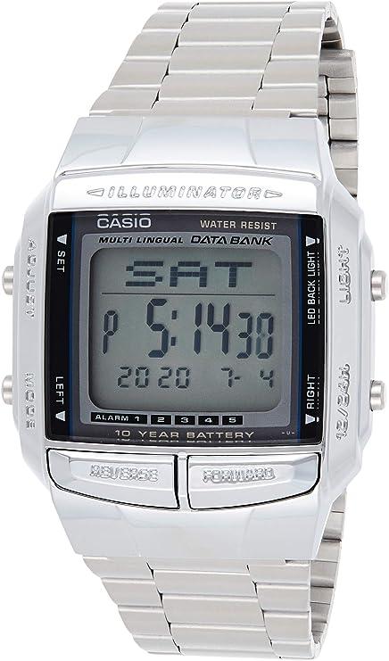 Casio Reloj metálico DB3601A