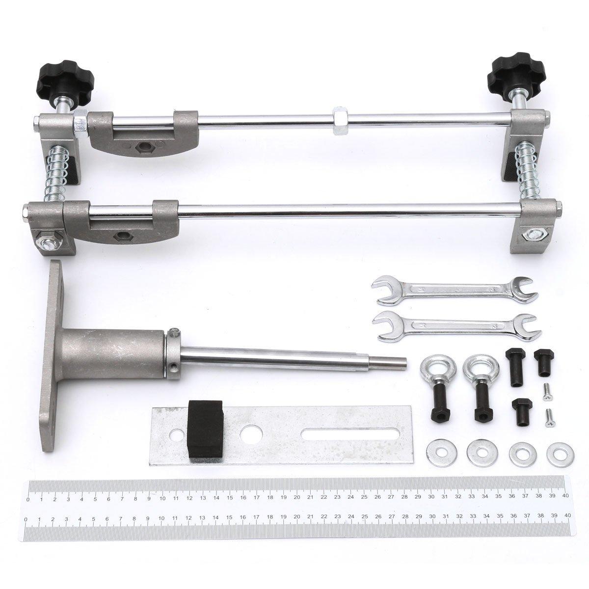 JCHUNL Einsteckschlossbeschlag Jig Door Lock Einsteckschloss 90 mm Perforator Folder New Hot B07Q8G8QCK | Neuer Stil