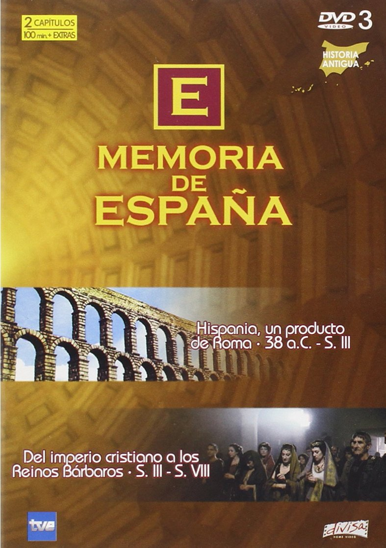 Memoria De España Vol. 3 [DVD]: Amazon.es: Varios: Cine y Series TV