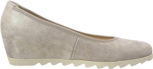 TALLA 40 EU. Gabor Shoes Gabor Basic, Zapatos de Tacón para Mujer