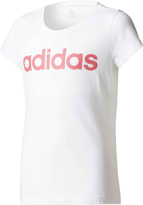 adidas Girl Tshirts Essentials Logo Tee