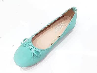LEMEX Flat Shoes For Women