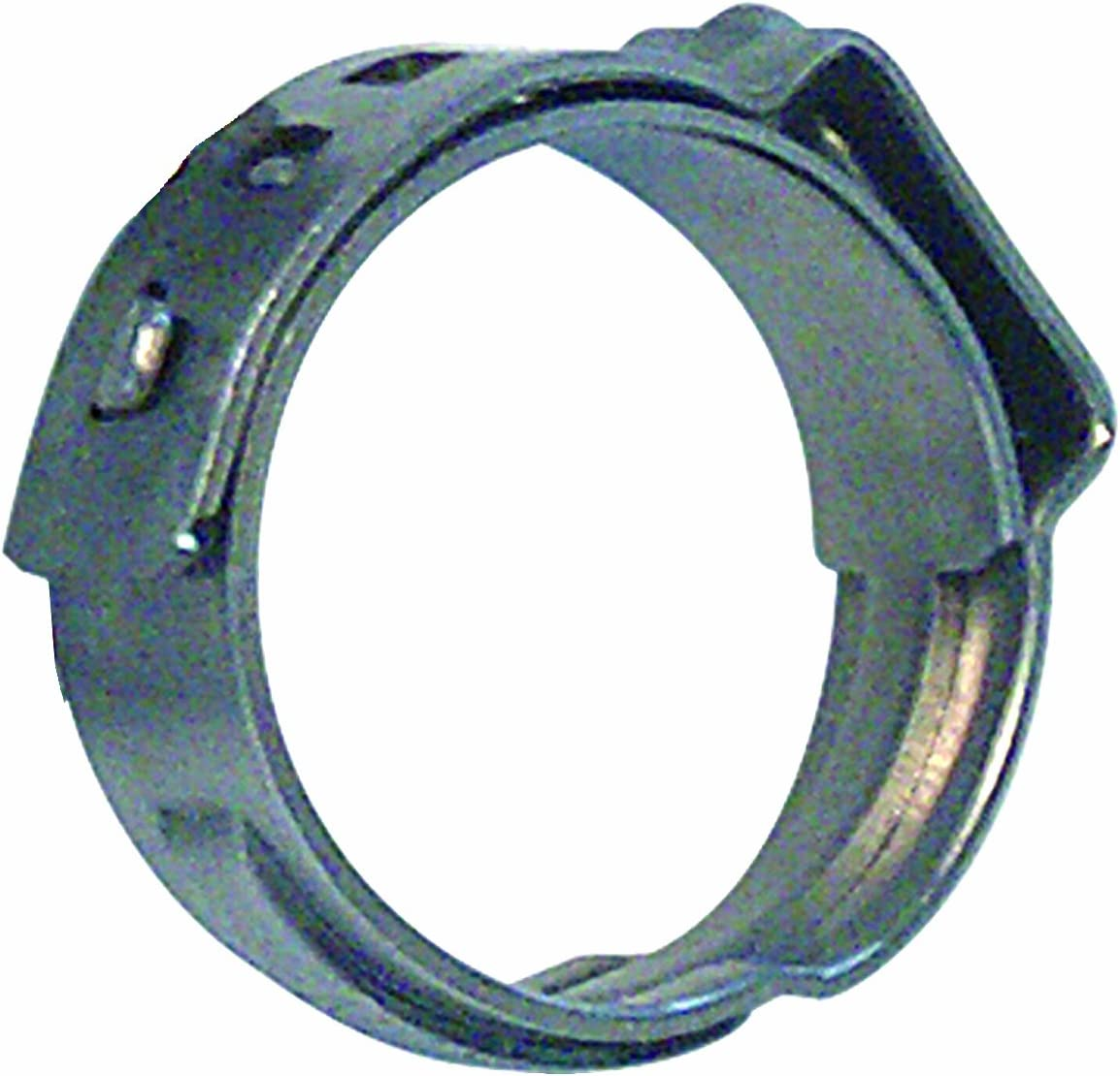 Stainless Steel Pinch Clamps Cinch Rings for PEX Tubing Pipe Fitting Connections 5//8 Inch LOKMAN 50 Pack 5//8 Inch PEX Cinch Clamps