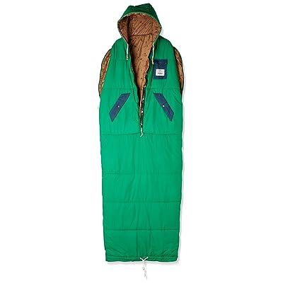 POLER Napsack Sleeping Bag Medium Bright Green