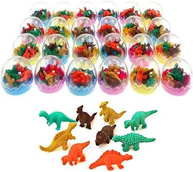 Dinosaurier Ei Radiergummi B/ürobedarf /& Schreibwaren