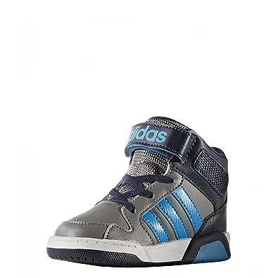 timeless design a98ae a378f adidas Unisex Baby Bb9Tis Inf Sneaker, Grau (GritreAzusolMaruni),