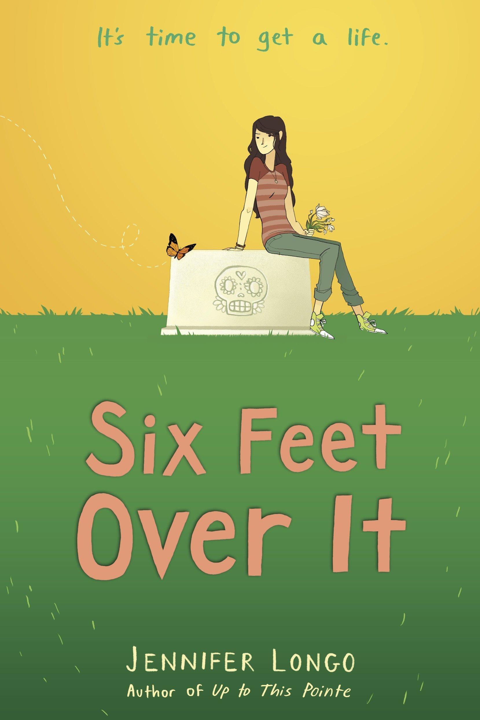 Read Online Six Feet Over It pdf epub
