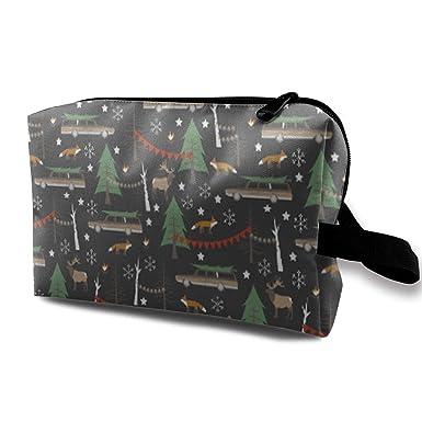 Amazon.com: Station Wagon Bolsa de aseo de Navidad ...