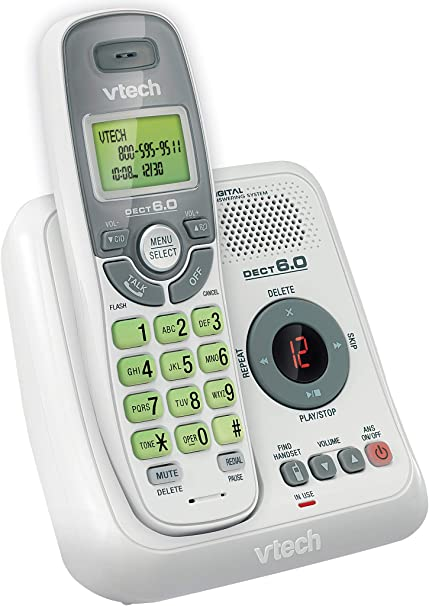 NEW Vtech DECT 6.0 Cordless Home Phone Telephone 4-System