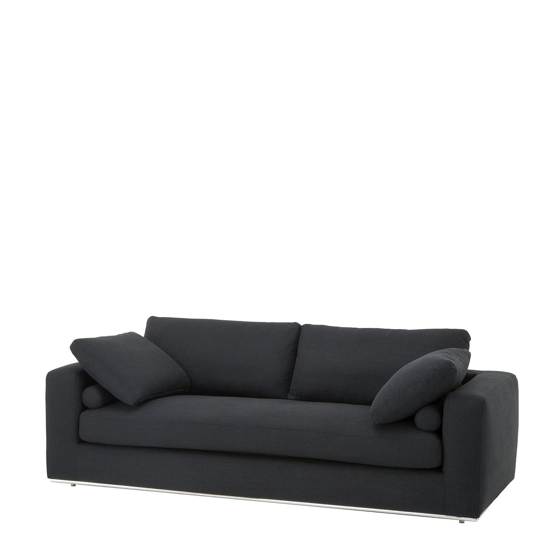 Groovy Amazon Com Eichholtz Black Sofa Atlanta Kitchen Dining Customarchery Wood Chair Design Ideas Customarcherynet