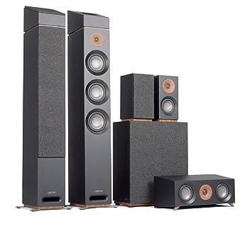 Jamo Studio S809 HCS Home Cinema Speakers, Dolby Atmos Ready