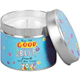 The Happy News Tin Candle 35 hours - Best Friend