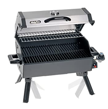 MARTIN Propane Tabletop Gas Grill
