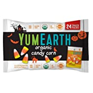 YumEarth Halloween Limited Edition Organic Gummy Candy Pack (Candy Corn 16.8oz)