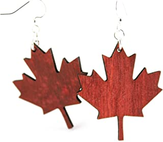 product image for Maple Leaf Earrings