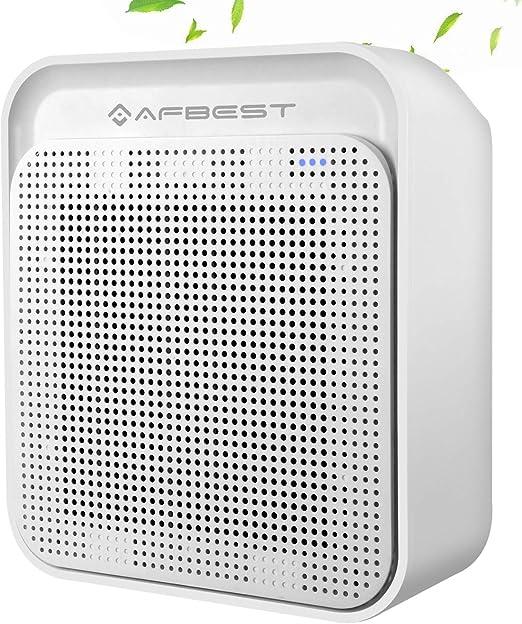 AFBEST K181- Purificador de Aire con HEPA filtros Verdaderos y ...