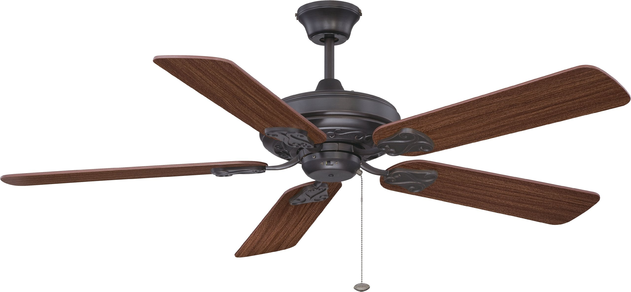 Craftmade MAJ52ABZ5 Ceiling Fan with Blades Included, 52''