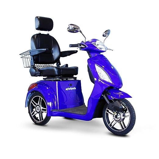 Amazon.com: ew-36 Movilidad Scooter Por e-wheels, EW-36 B ...