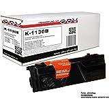 Toner kompatibel ersetzt Kyocera Mita TK 1130 passend für FS 1030 MFP / 1030 MFP DP / 1130 MFP / 1130 MFP DP , Kapazität 3000 Seiten, schwarz