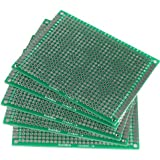 5pcs 6x8cm Double-side Prototype PCB Universal Printed Circuit Board
