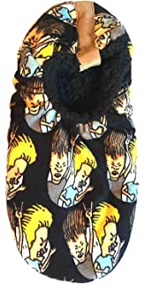 4a9fb637dcb1 Men s Fuzzy Babba Slipper Socks