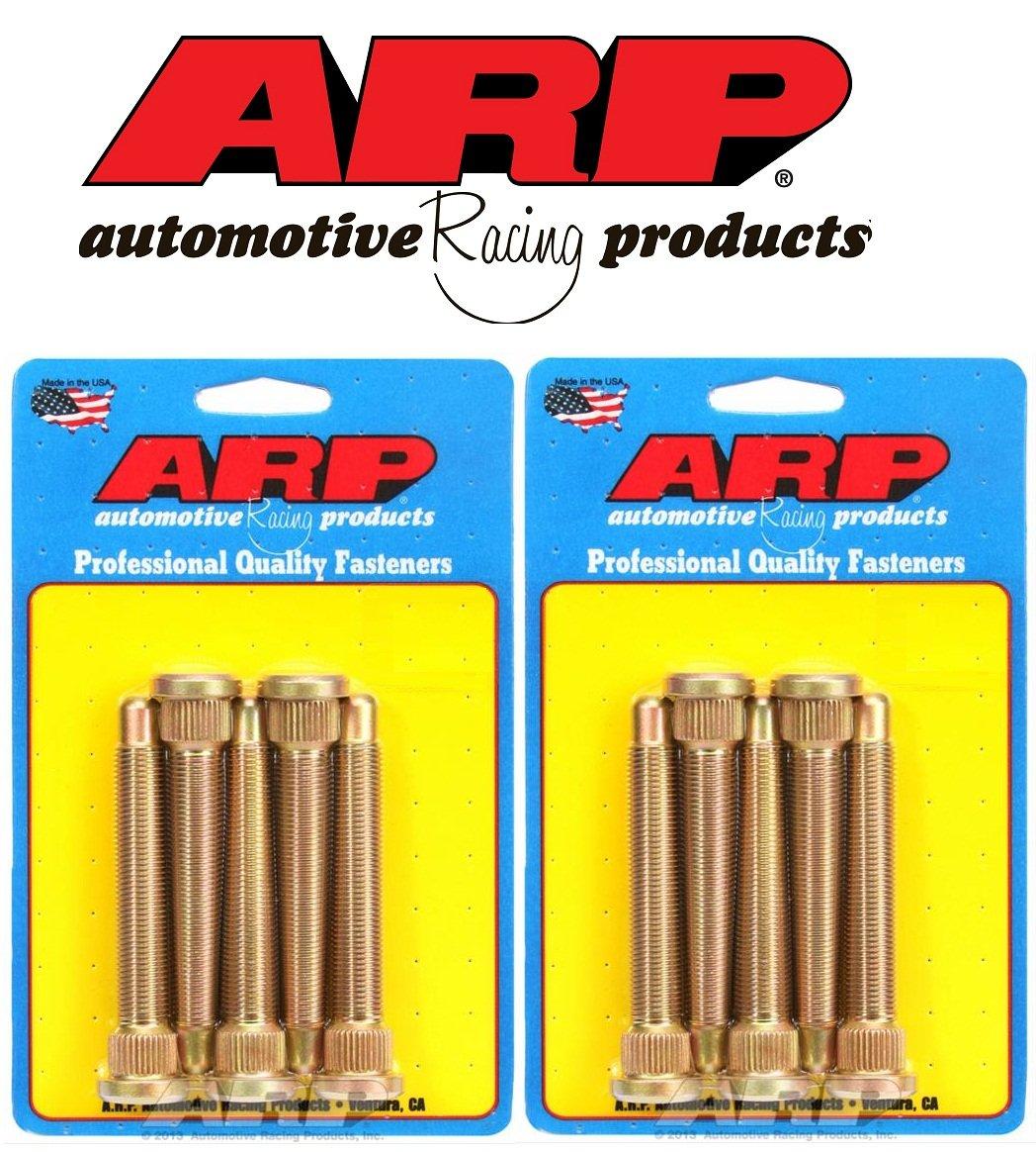 ARP Wheel Stud Kit For Ford Rear Disc Brakes (Set of 10)