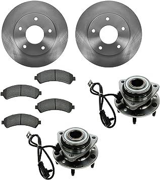 Power Stop K2004 Front Z23 Evolution 1-Click Brake Kit for S-10 Blazer//Jimmy