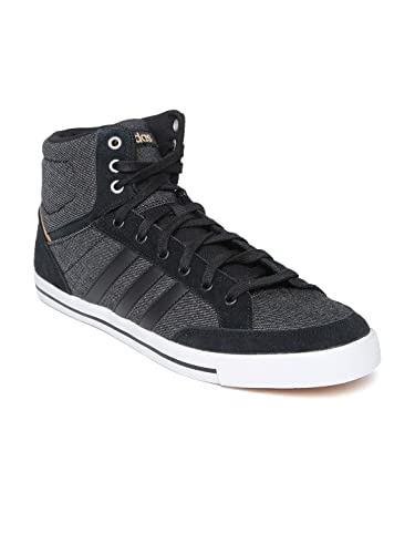 66a58f995838 adidas neo Men Black Cacity Casual Shoes (9UK)  Buy Online at Low ...