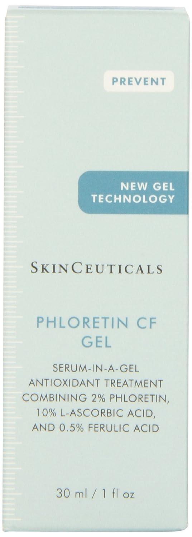 SKINCEUTICALS Phloretin CF Antioxidant Treatment Gel, 1 Fluid Ounce S0580200