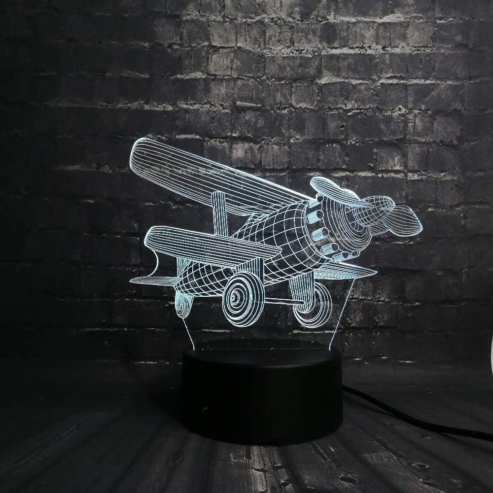 ZCHPDD Nocturna Atmósfera Habitación del Bebé Luz USB Luz Ideal 7 Cambio De Color Base Táctil Regalo De Juguete De Navidad Dieciséis Colores 200 * 150 * 87 Mm (Remoto)