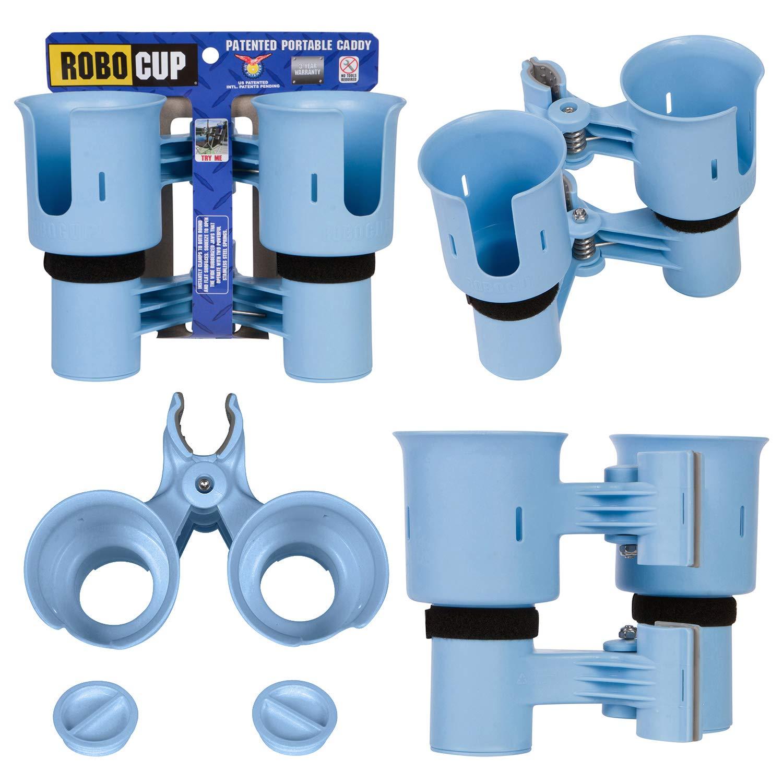 ROBOCUP, Light Blue, EZ-Spring by ROBOCUP