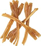 "Amazon.com : 5"" Junior Beef Gullet Bully Sticks for Dogs"