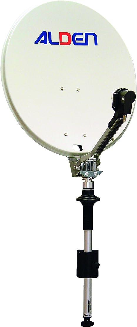 Antenne satellite manuelle CTVSAT/® 65 Antenne seule sans d/émodulateur.