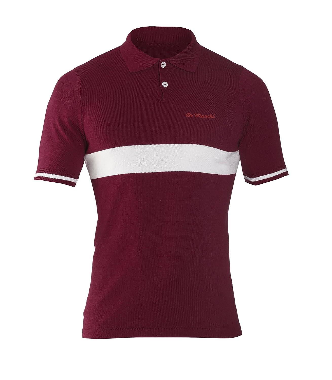 気質アップ De Marchi Polo Unica 's Shirt Small – Men 's Small De パープル B01G5F0ARQ, ササグリマチ:e8adc4fd --- arianechie.dominiotemporario.com