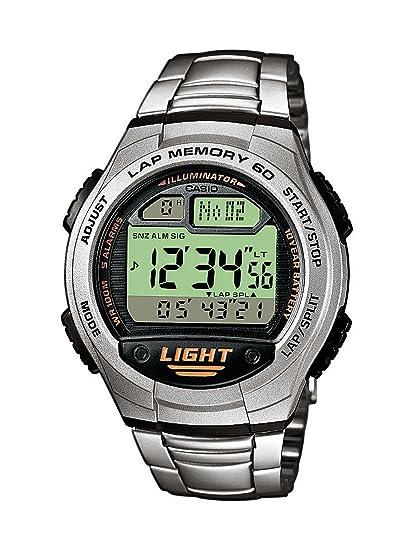 Reloj Casio para Hombre W-734D-1AVEF
