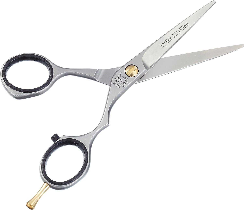Jaguar Pre Style Relax Hairdressing Scissors, 10-Inch Length