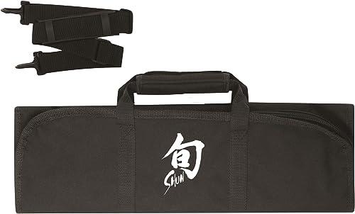 Shun 8-Slot Knife Bag