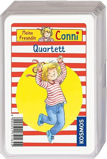 Kosmos 741655 Meine Freundin Conni Quartett