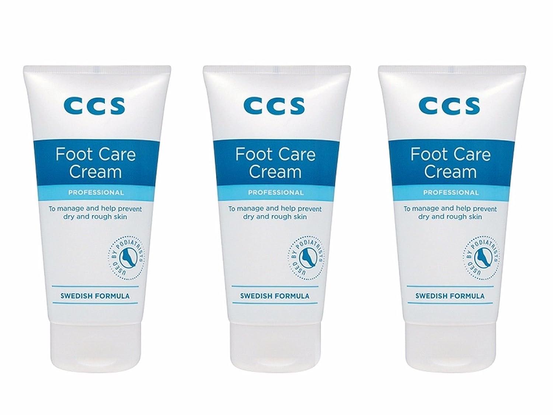 CCS Foot Care Cream 60ml-PACK OF 3