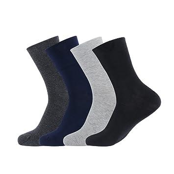 GATHER OTHER 4 Pares de Calcetines de Running para Hombre Calcetines tobilleros para Hombre,Casual Cómodo, Respirable Hombre Calcetines: Amazon.es: Deportes ...