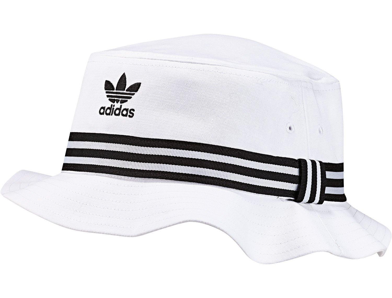 adidas AC Bucket Hat, Unisex, DH3350, white/black