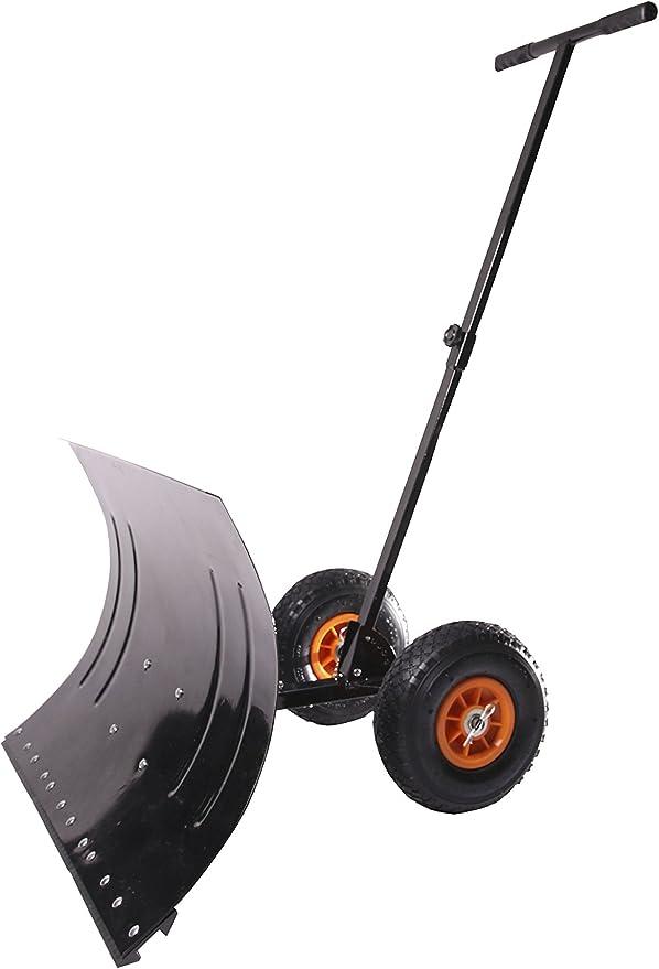 Amazon.com: MD ventas Force Premium pala para nieve, con ...