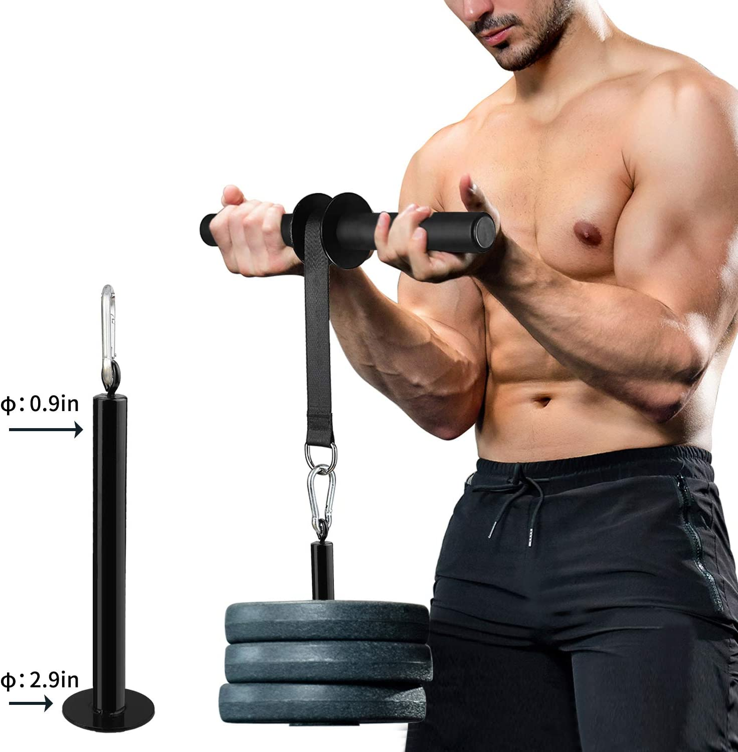 Forearm Support Exercise Trainer Arm Wrist Muscle Strength Workout Training