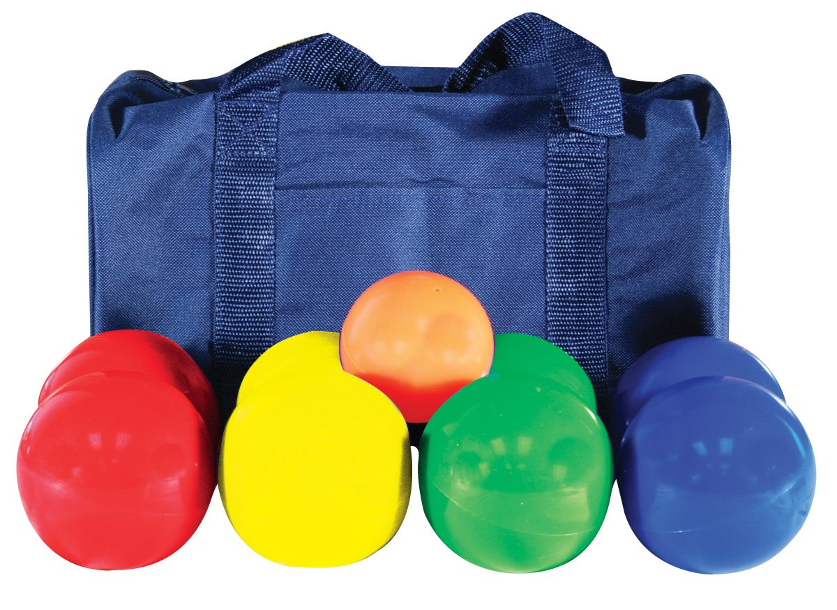 Palos Sports The Zone Indoor/Outdoor Soft Bocce 8 Ball Pack