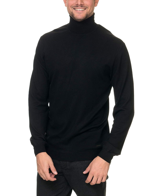 81154f55fbc1 SORBINO UOMO Men s Dolcevita Pullover at Amazon Men s Clothing store