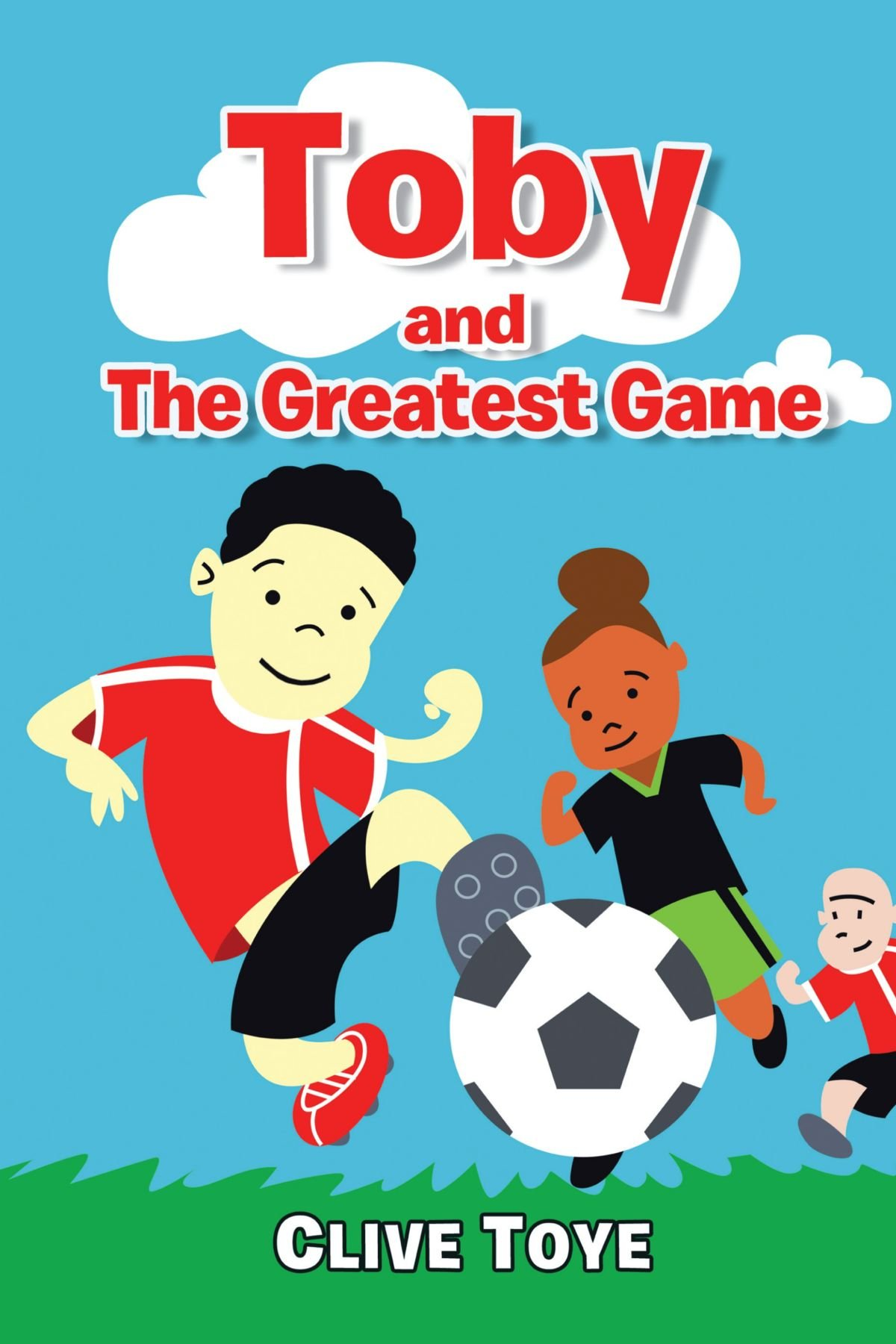 Download Toby and the Greatest Game ebook