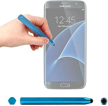 DURAGADGET Lápiz Stylus Azul para Smartphone Samsung Galaxy J5 ...