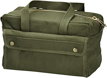 Rothco Mechanics Tool Bag in olive green
